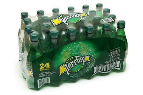 ペリエ 天然炭酸水 ペットボトルタイプ
