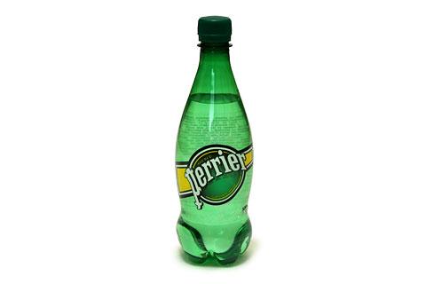 ペリエ 天然炭酸水 ペットボトルタイプ 1本