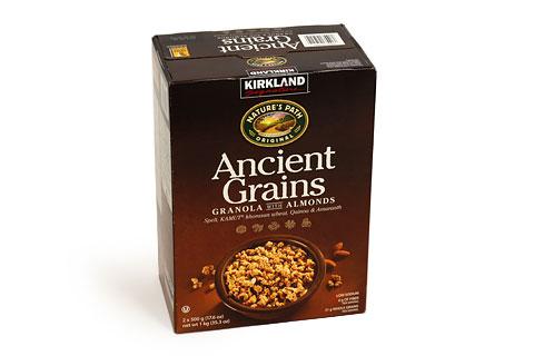 ANCIENT GRAINS 朝食シリアル