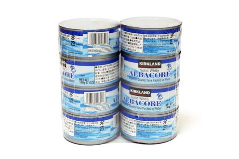 アルバコア ツナ缶