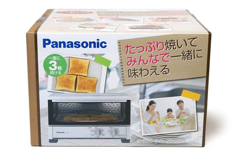 パナソニック オーブントースター