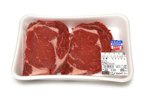 USAビーフ リブロースステーキ