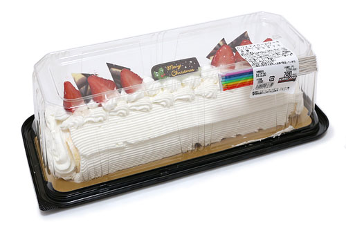 コストコのクリスマスケーキ 2014