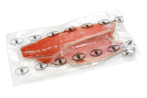 定塩銀鮭フィレ・甘口