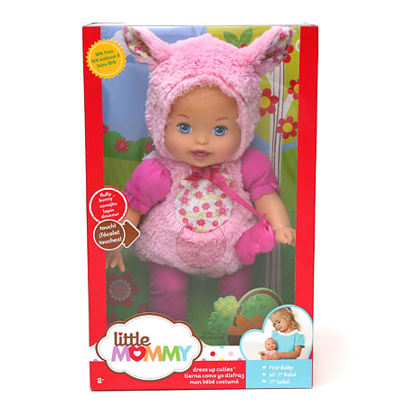 リトルマミー 知育人形