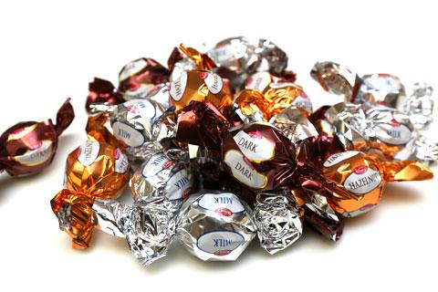 WITOR'S プラリネセレクション チョコレートがゴロゴロ