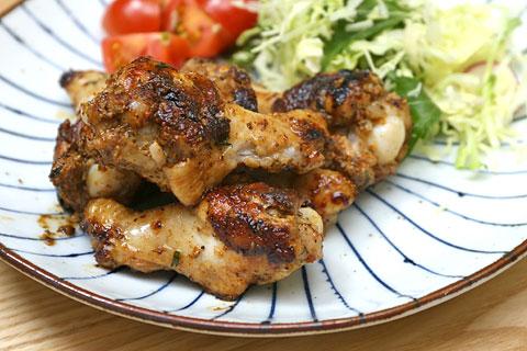 さくら鶏&アルゲンティニアスパイス フライパン調理