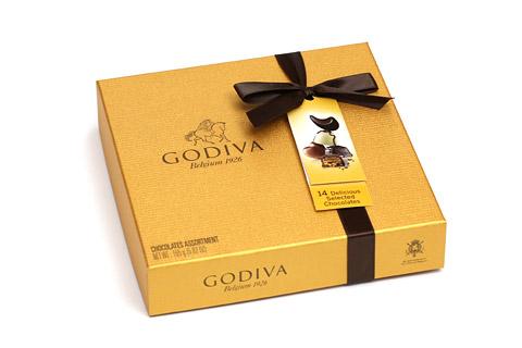 ゴディバ ゴールドチョコレートアソートメント