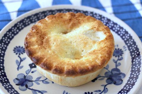 ニュージーランドビーフミンチ&チーズパイ 調理例