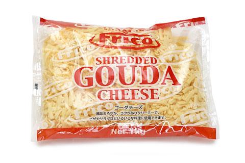 シュレッド ゴーダチーズ
