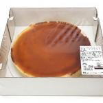 メープルスフレチーズケーキ