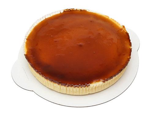 メープルスフレチーズケーキ 開封