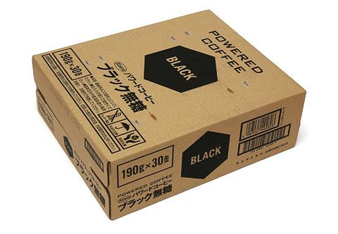 コーワ パワードコーヒー ブラック 30本入