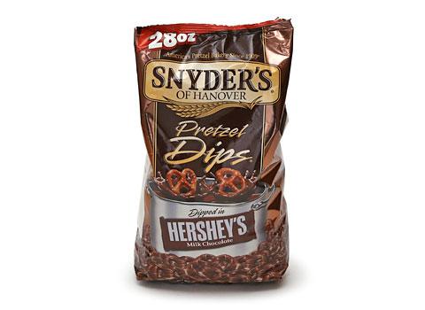 スナイダーズ チョコレートプレッツェル