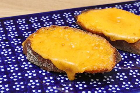 バンドン ミディアムチェダーチーズ トースト
