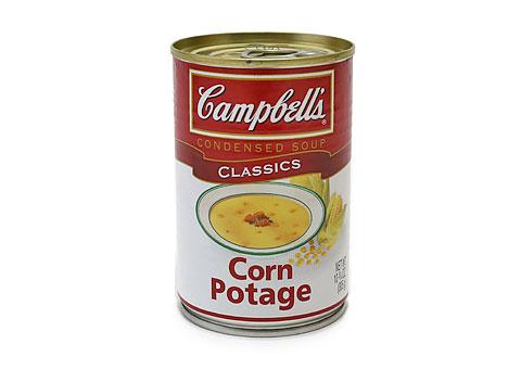 キャンベル コーンポタージュスープ 1缶