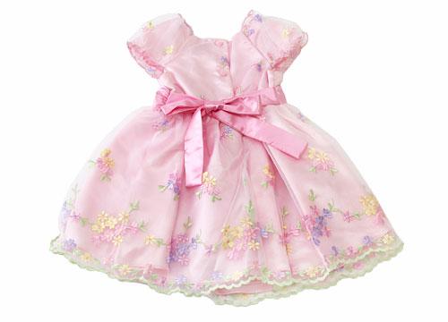 コストコの子供用ドレス 後