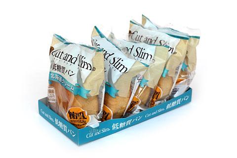 低糖質パン カットアンドスリム