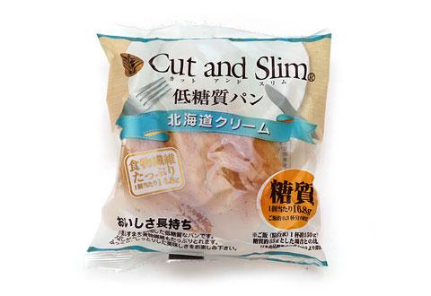 低糖質パン カットアンドスリム 1個