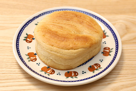 低糖質パン カットアンドスリム 開封