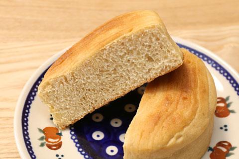 低糖質パン カットアンドスリム カット断面