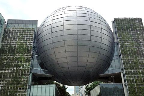 名古屋市科学館 プラネタリウム
