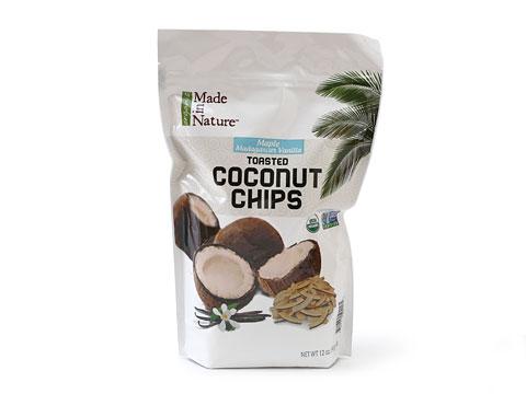 有機ココナッツチップス