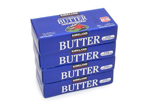 カークランドシグネチャー 有塩バター