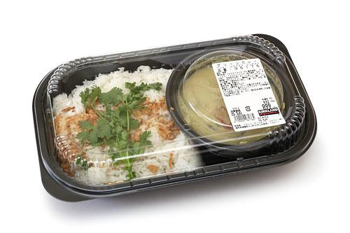 Thai green curry01