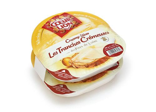 クールドリオン クリーミースライスチーズ