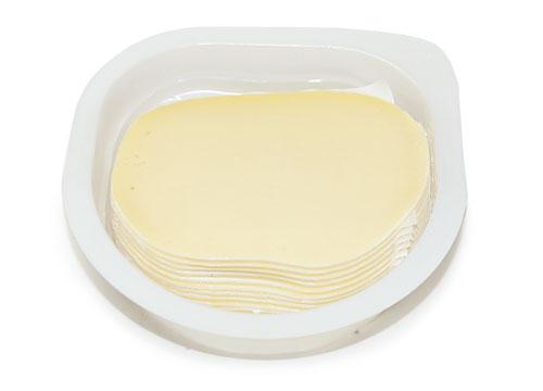 クールドリオン クリーミースライスチーズ 開封