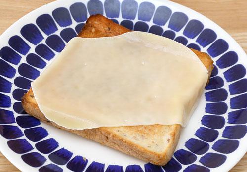 クールドリオン クリーミースライスチーズ トースト