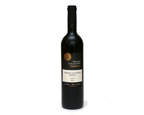 イスラエルワイン プライベートコレクション カベルネソーヴィニヨン・メルロー