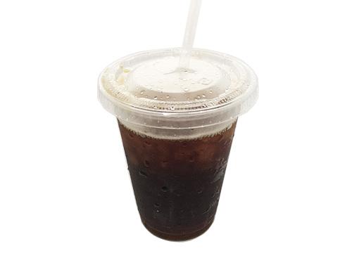 フードコート アイスコーヒー