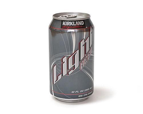 カークランドシグネチャー ライトビール 1本