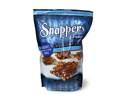 Snappers プレッツェル