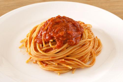 ビクトリア マリナラソース シンプルなトマトパスタ