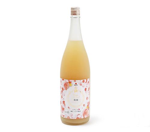 桃姫 とろこく桃たっぷり梅酒