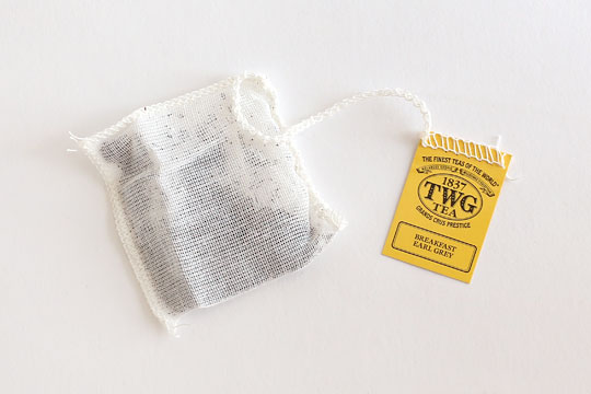 TWG 紅茶ティーバッグ  ブレックファーストアールグレイ ティーバッグ