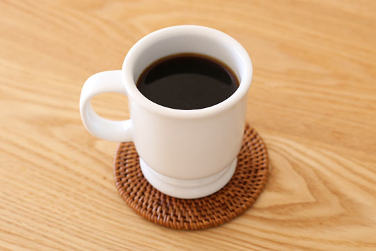 山本珈琲館 ヨーロピアンブレンド(粉) コーヒーを淹れてみた