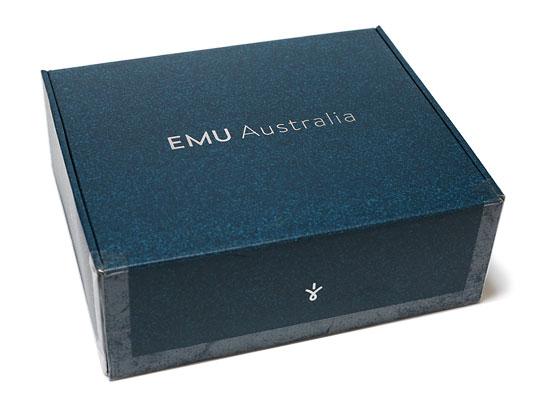 EMU AUSTRALIA(エミューオーストラリア)スティンガー ハイ ムートンブーツ 箱