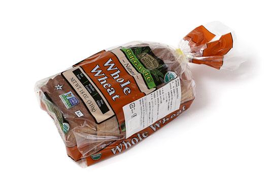 有機食パン ホールウィート