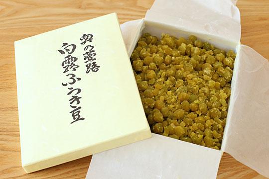 山田屋ふうき豆本舗の「白露ふうき豆」