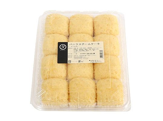 タマヤパン バニラスチームケーキ