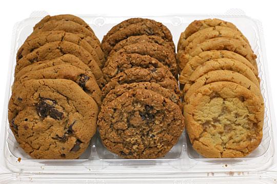 バラエティクッキー 3種類