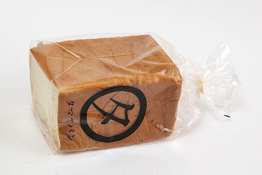 タマヤパン 北海道産小麦の食パン