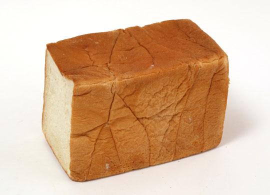 タマヤパン 北海道産小麦の食パン 開封