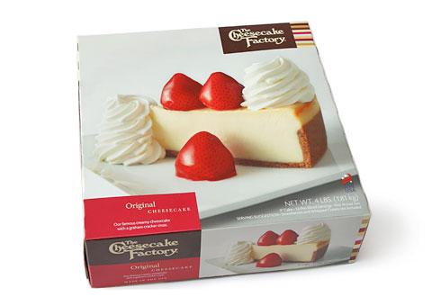 チーズケーキファクトリー オリジナルチーズケーキ