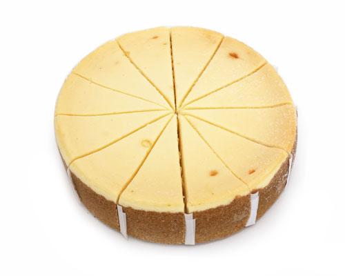 チーズケーキファクトリー オリジナルチーズケーキ 開封