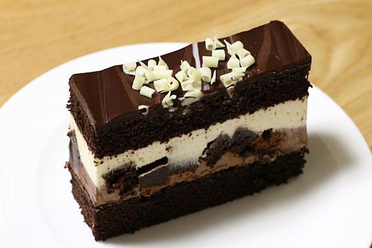 タキシードケーキ 1カット
